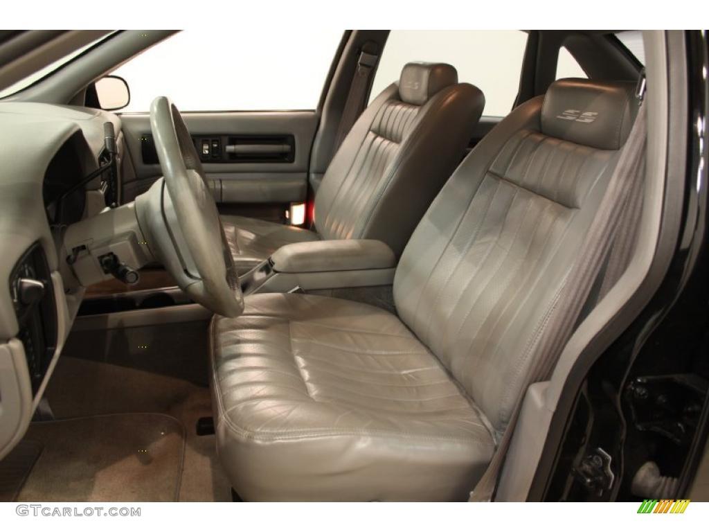 grey interior 1995 chevrolet impala ss photo 49358689