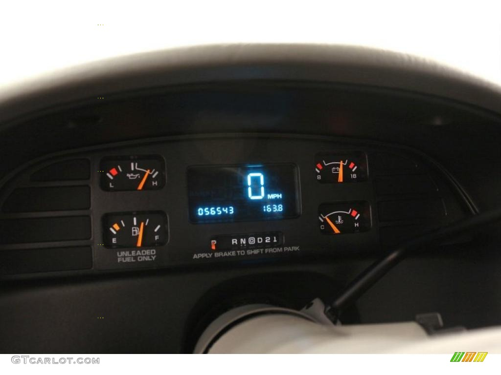 1995 chevrolet impala ss gauges photo 49358716 gtcarlot com