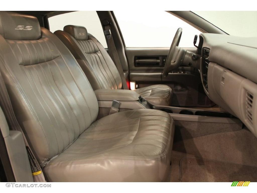 1995 chevrolet impala ss interior photo 49358740