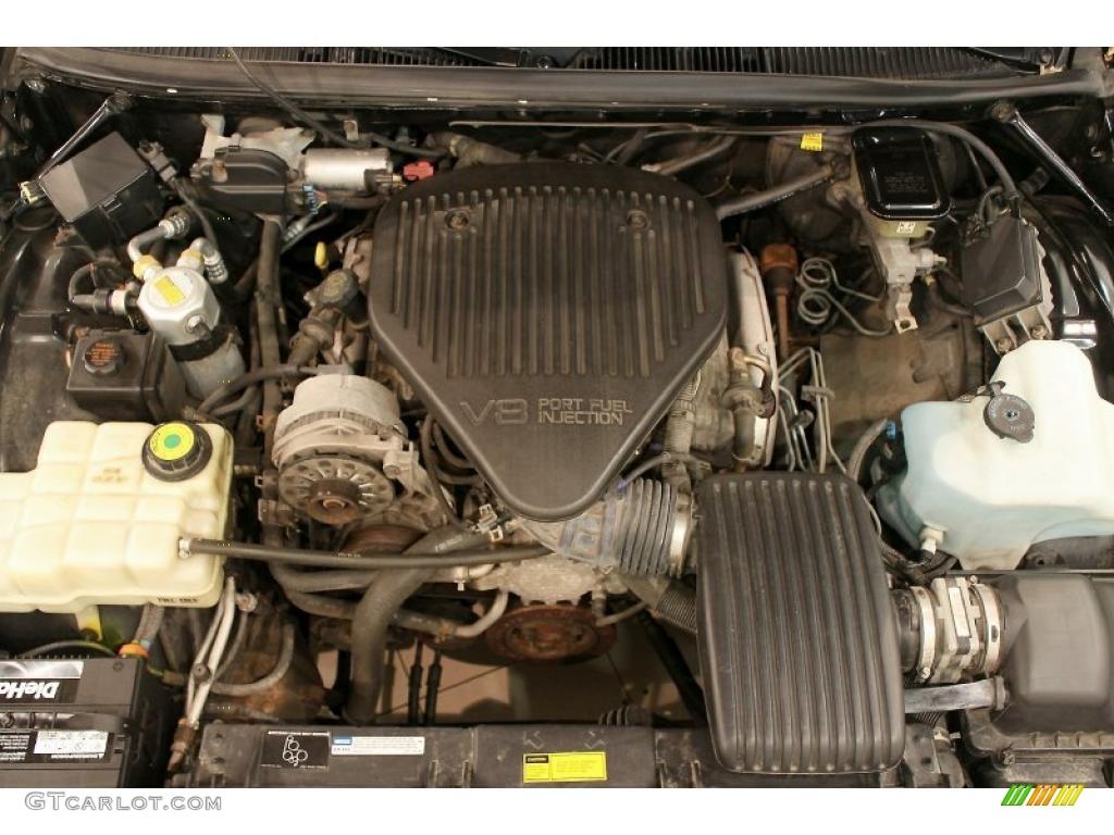1995 chevrolet impala ss 5 7 liter ohv 16 valve v8 engine. Black Bedroom Furniture Sets. Home Design Ideas