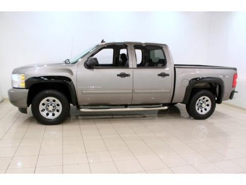2009 chevrolet silverado 1500 crew cab 4x4 data info and. Black Bedroom Furniture Sets. Home Design Ideas