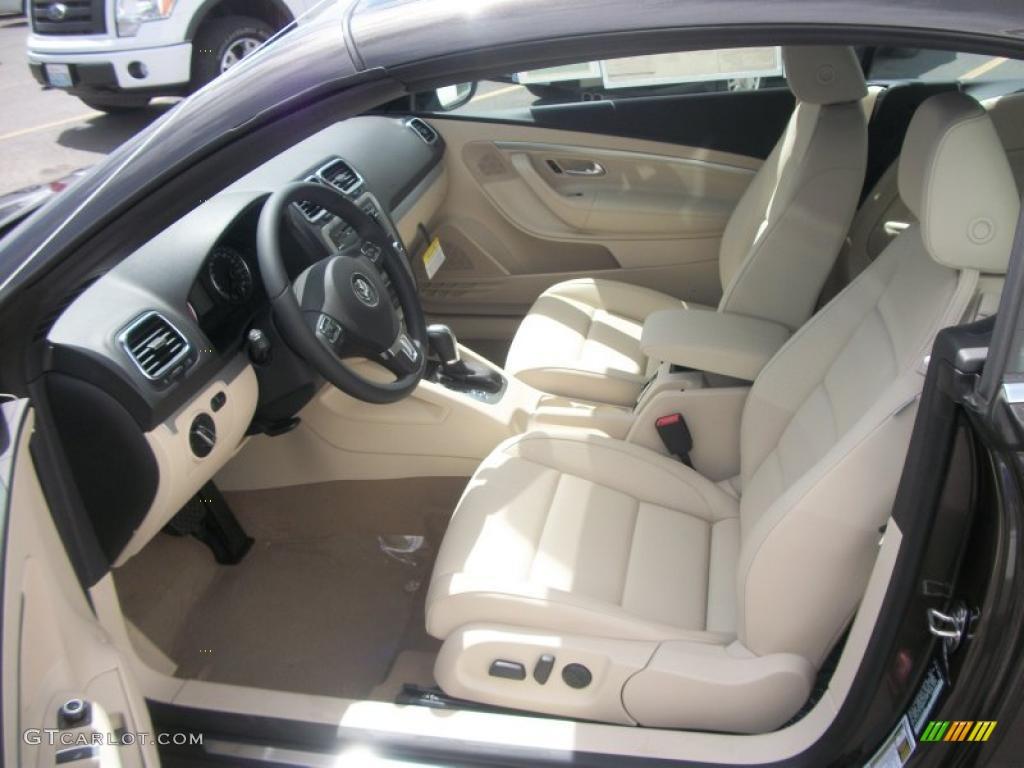 2012 black oak brown metallic volkswagen eos komfort 49361780 photo 3 car. Black Bedroom Furniture Sets. Home Design Ideas
