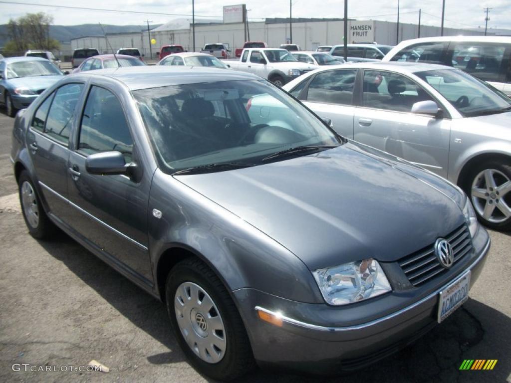 2004 platinum grey metallic volkswagen jetta gls tdi sedan 49361786 car color. Black Bedroom Furniture Sets. Home Design Ideas