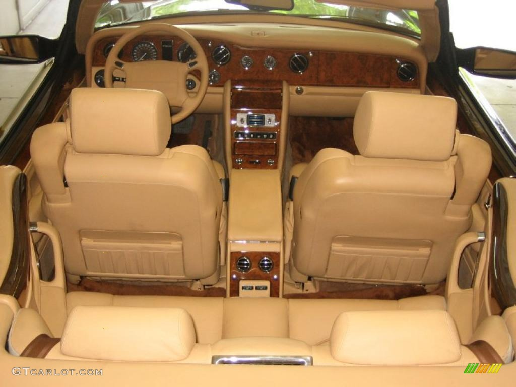 2000 rolls royce corniche standard corniche model interior photo 49372868. Black Bedroom Furniture Sets. Home Design Ideas