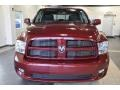 2011 Deep Cherry Red Crystal Pearl Dodge Ram 1500 Sport Crew Cab  photo #3
