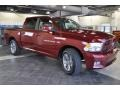 2011 Deep Cherry Red Crystal Pearl Dodge Ram 1500 Sport Crew Cab  photo #4