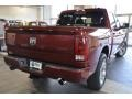 2011 Deep Cherry Red Crystal Pearl Dodge Ram 1500 Sport Crew Cab  photo #6