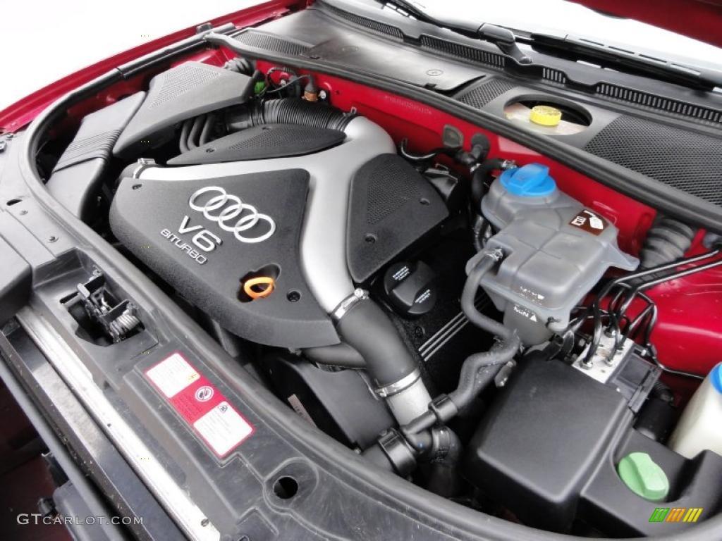 2002 audi a6 2 7t quattro sedan 2 7 liter twin. Black Bedroom Furniture Sets. Home Design Ideas
