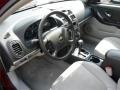 Titanium Gray Prime Interior Photo for 2007 Chevrolet Malibu #49380659