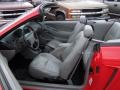 2000 Performance Red Ford Mustang GT Convertible  photo #15