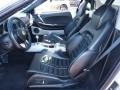 Black 2003 Ferrari 360 Interiors