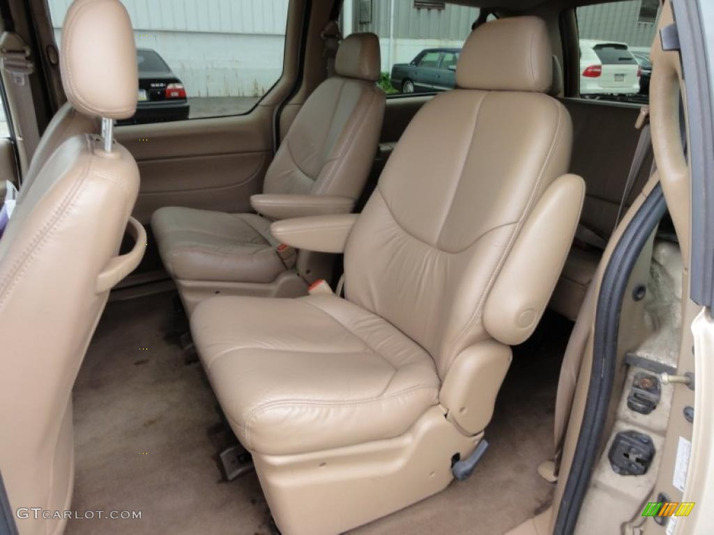 2000 Chrysler Town Country Lxi Interior Photo 49400601