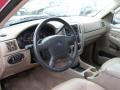 2003 Redfire Metallic Ford Explorer XLT 4x4  photo #9