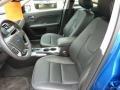 2011 Blue Flame Metallic Ford Fusion SEL V6  photo #10