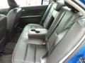 2011 Blue Flame Metallic Ford Fusion SEL V6  photo #11