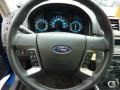 2011 Blue Flame Metallic Ford Fusion SEL V6  photo #17