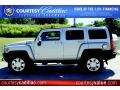 Limited Ultra Silver Metallic 2008 Hummer H3 Gallery