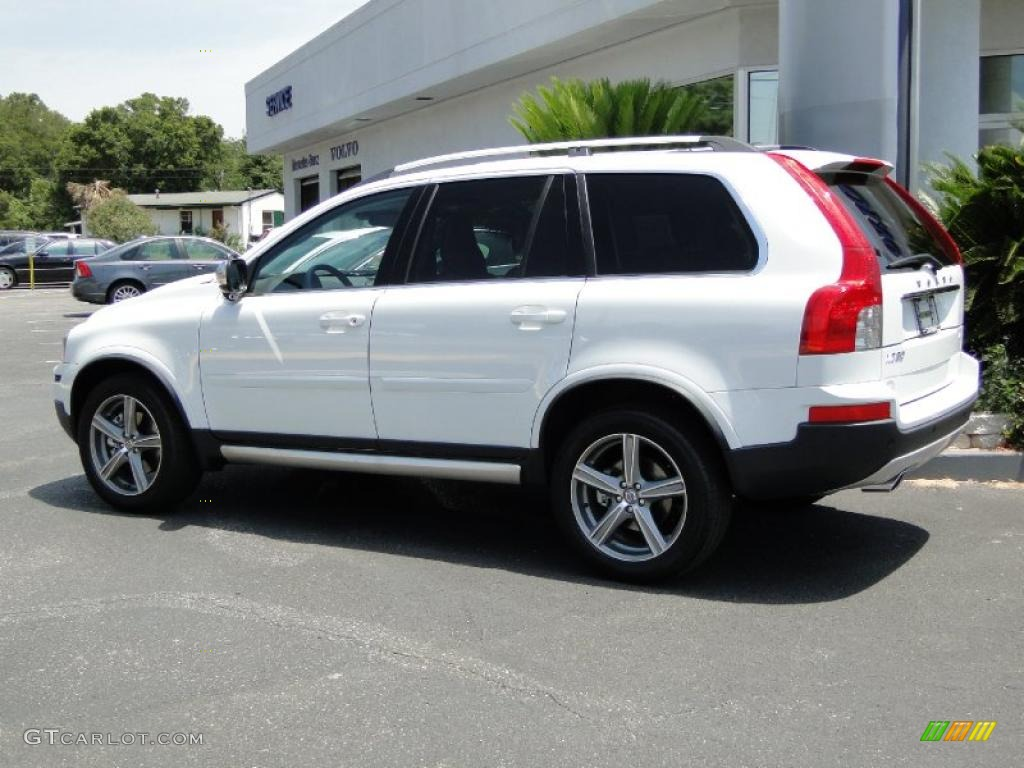 2011 xc90 3 2 r design awd ice white r design calcite photo