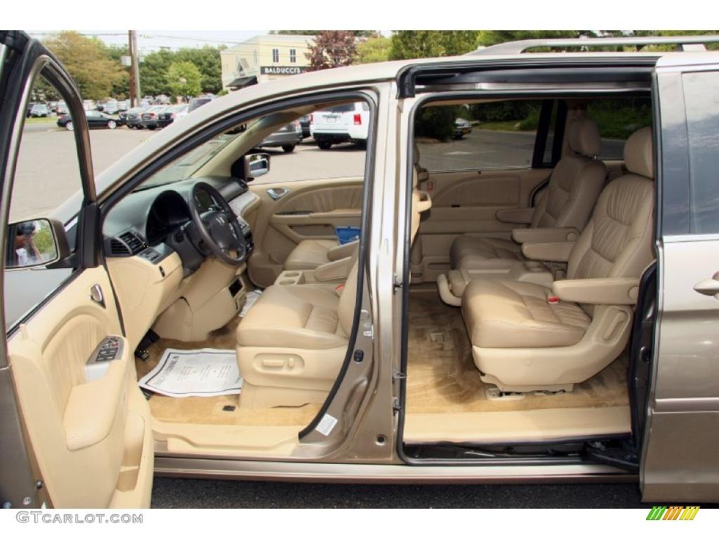 2008 Honda Odyssey EX L Interior Photo #49410378