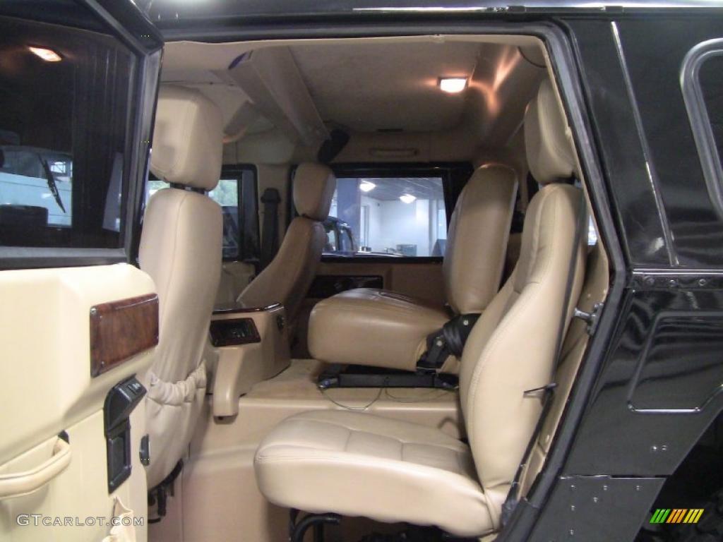 1998 Hummer H1 Wagon Interior Photo #49415761