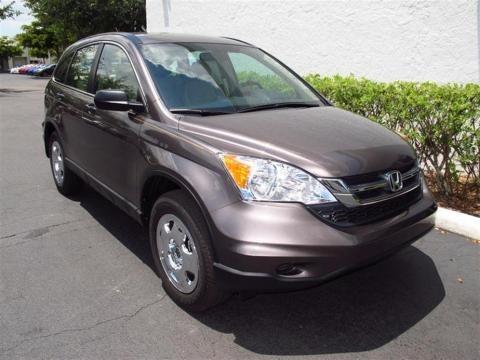 2011 Honda CR-V LX Data, Info and Specs