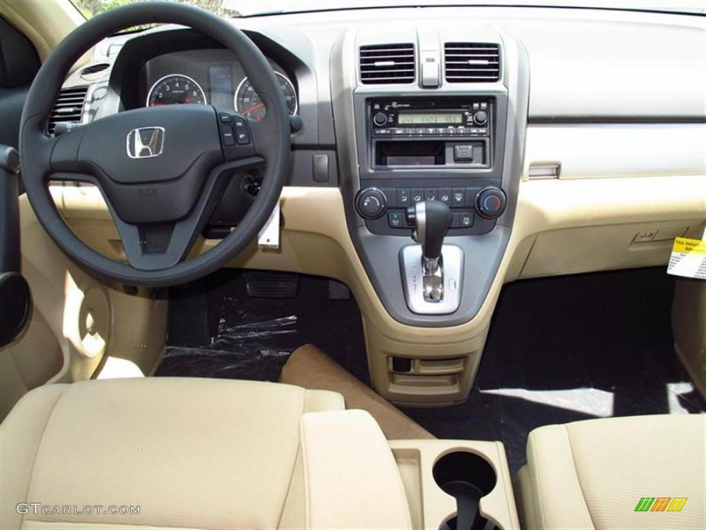 Ivory Interior 2011 Honda Cr V Lx Photo 49418818 Gtcarlot Com