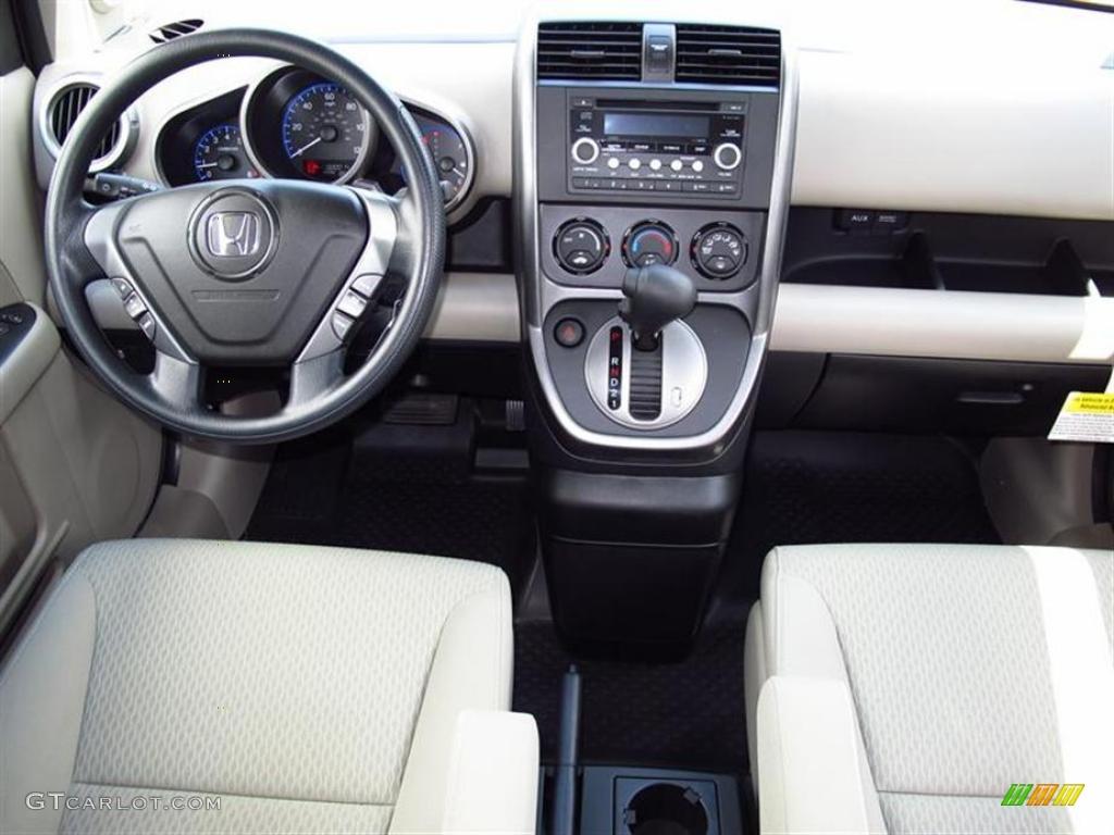 Nice Titanium Interior 2011 Honda Element EX Photo #49420450