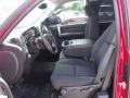 2009 Victory Red Chevrolet Silverado 1500 LT Extended Cab 4x4  photo #10