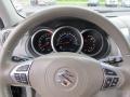 2009 Grand Vitara XSport 4x4 Steering Wheel