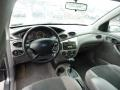Medium Graphite 2002 Ford Focus Interiors