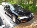 Granada Black Pearl Metallic 1996 Honda Accord LX Sedan