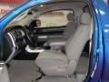 Graphite Gray Interior Photo for 2007 Toyota Tundra #49431163