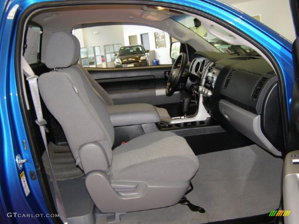 2007 toyota tundra sr5 regular cab interior photo 49431310. Black Bedroom Furniture Sets. Home Design Ideas