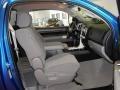 Graphite Gray Interior Photo for 2007 Toyota Tundra #49431310