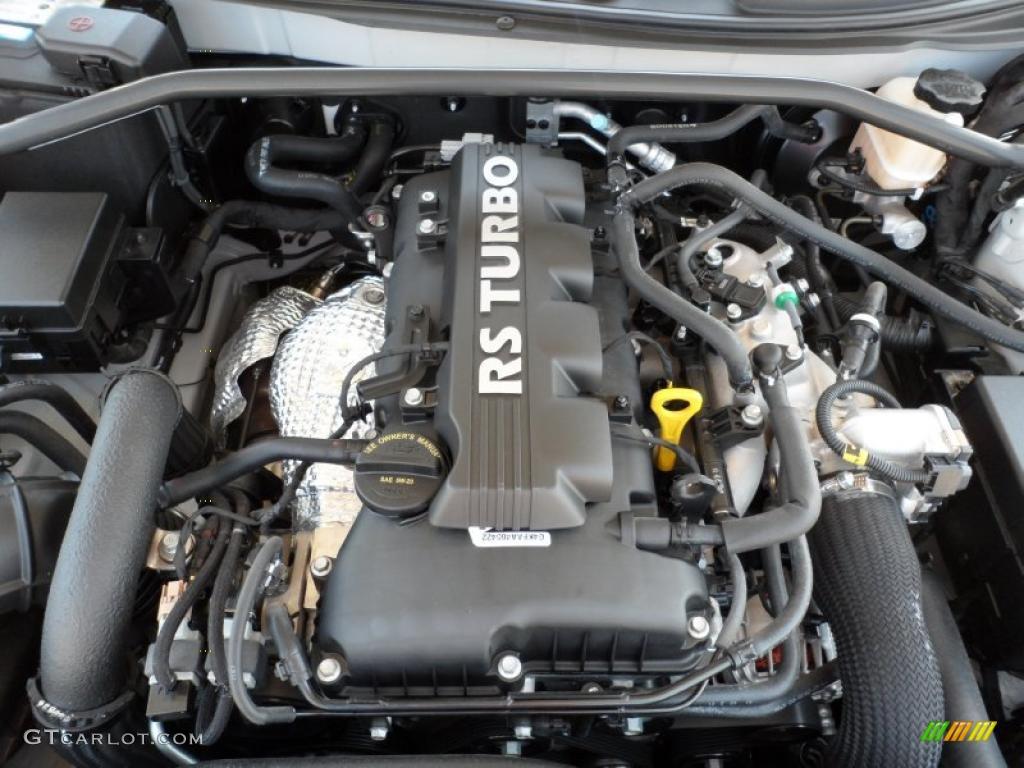 2011 Hyundai Genesis Coupe 2 0t 2 0 Liter Turbocharged Dohc 16 Valve Cvvt 4 Cylinder Engine