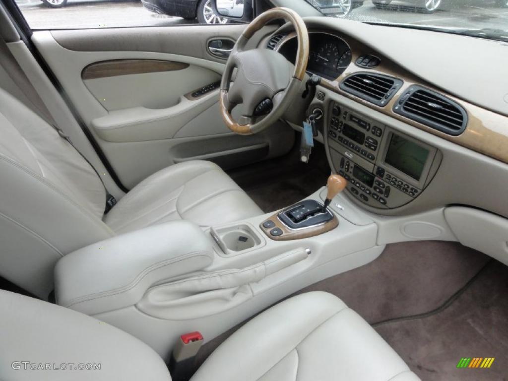 ivory interior 2000 jaguar s type 4 0 photo 49440916. Black Bedroom Furniture Sets. Home Design Ideas