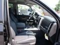 2010 Brilliant Black Crystal Pearl Dodge Ram 3500 Laramie Crew Cab Dually  photo #10