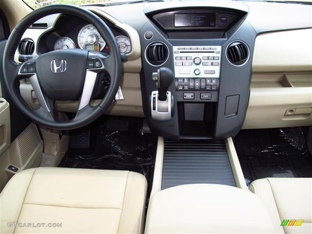 2011 mocha metallic honda pilot ex l 49418077 photo 4. Black Bedroom Furniture Sets. Home Design Ideas