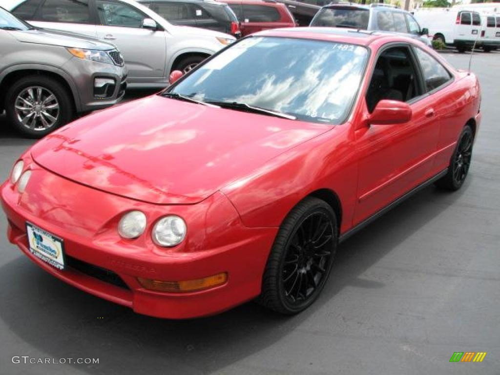 1999 Milano Red Acura Integra Ls Coupe 49418719 Photo 5 Gtcarlot Com Car Color Galleries