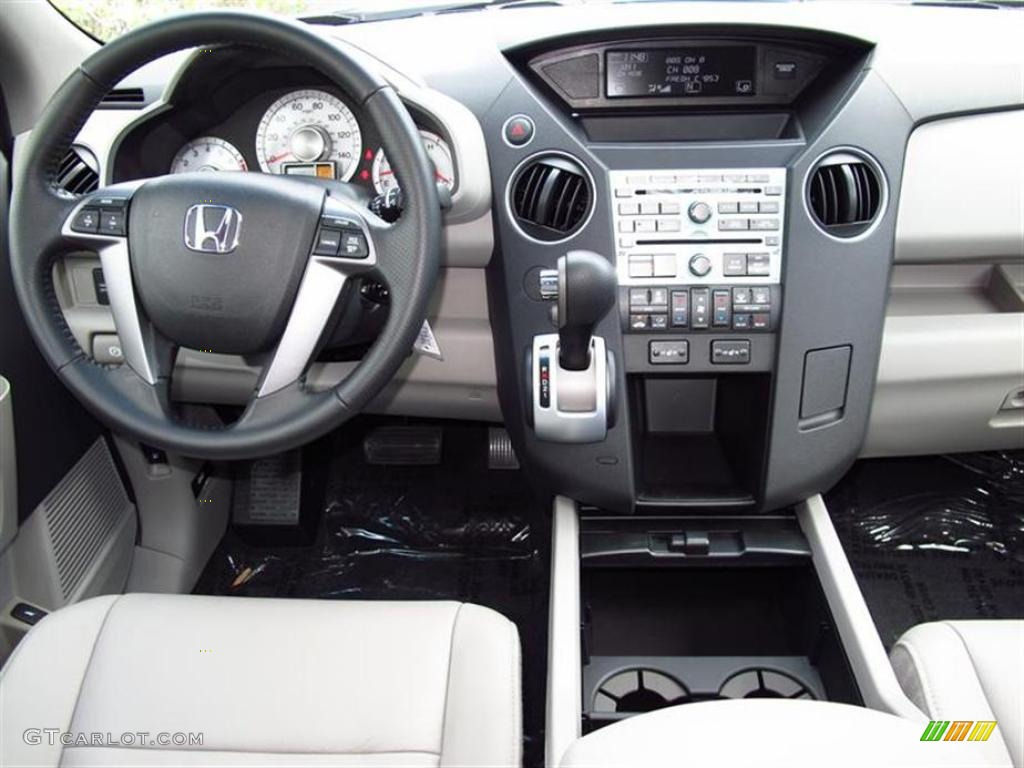 2011 honda pilot ex l interior photo 49453726. Black Bedroom Furniture Sets. Home Design Ideas