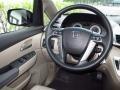 2011 Odyssey EX-L Steering Wheel