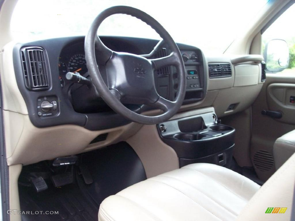 2002 chevrolet express 3500 commercial van interior photo - Commercial van interior accessories ...