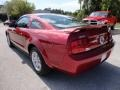 2006 Redfire Metallic Ford Mustang V6 Premium Coupe  photo #3