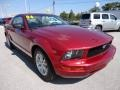 2006 Redfire Metallic Ford Mustang V6 Premium Coupe  photo #12