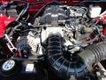 2006 Redfire Metallic Ford Mustang V6 Premium Coupe  photo #22