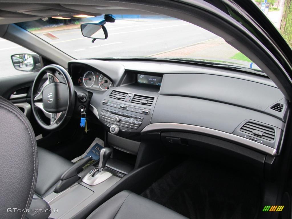 2008 Nighthawk Black Pearl Honda Accord Ex L V6 Coupe 49469451 Photo 12 Car