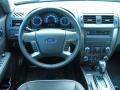 2011 Sterling Grey Metallic Ford Fusion SEL  photo #7