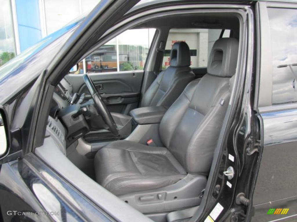 2003 honda pilot ex l 4wd interior photo 49480761. Black Bedroom Furniture Sets. Home Design Ideas