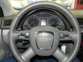 Black Steering Wheel Photo for 2008 Audi A4 #49485366