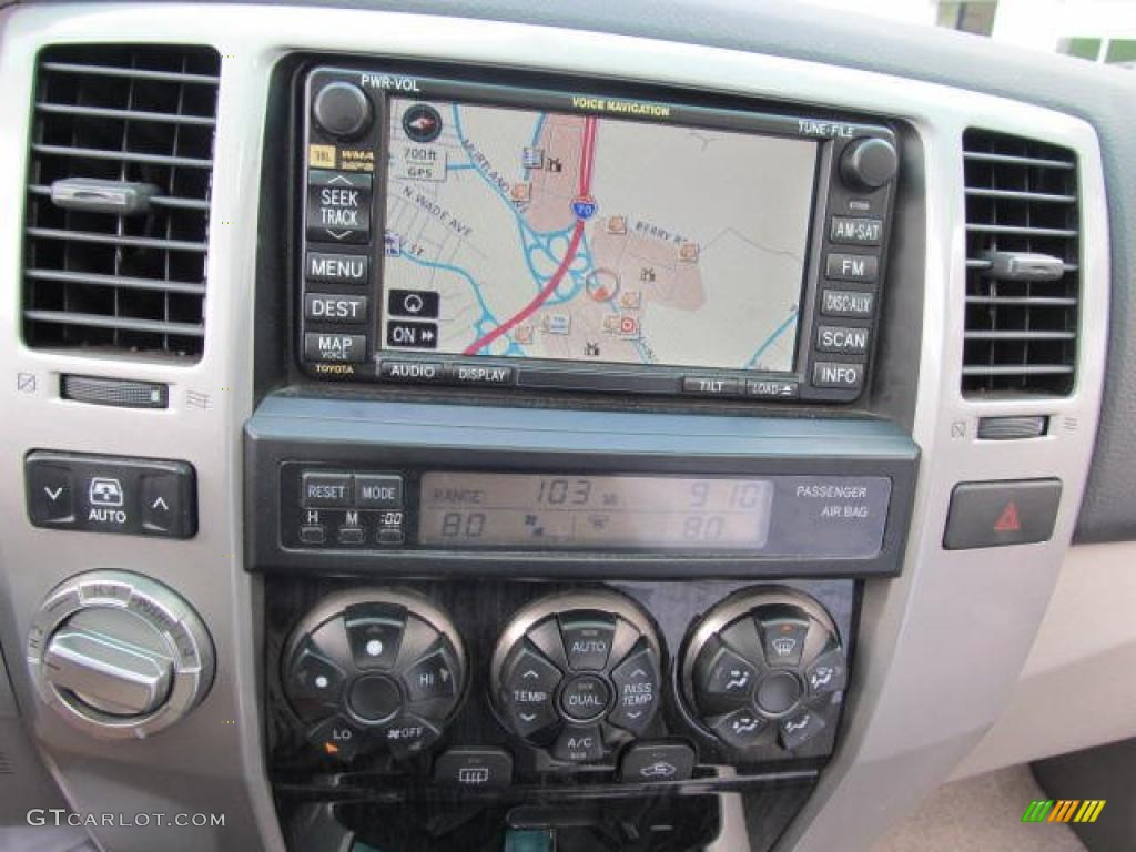 2008 Toyota 4runner Limited 4x4 Navigation Photo 49485438